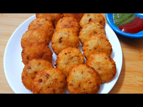 15 minutes Snacks Recipe | Easy Snacks Recipe | Quick Snacks | Tasty Snacks | Poha snacks recipe