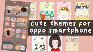 cute themes for free | oppo smartphone 📱 screenshot 1