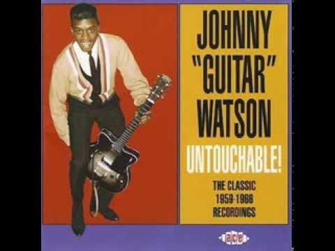 Johnny 'Guitar' Watson - Space Guitar.