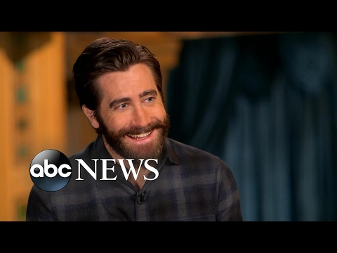 Jake Gyllenhaal discusses his new film,