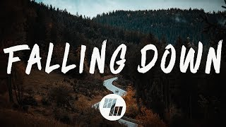 Wild Cards - Falling Down (Lyrics / Lyric Video) ft. James Delaney