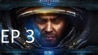 STARCRFT 2 THE WINGS OF LIBERTY PT BR EP3 # É SO ESPERAR    !#!