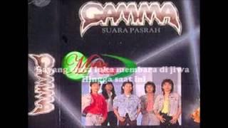 Gamma - Bahang Asmara (Lirik)