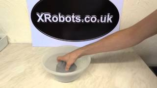XRobots - Experimental Boat Building Part 2, Why do boats float? Basic principles of buoyancy