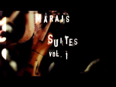 Marin Marais - Noël Akchoté -  Suite N° 1 (Pièces en Trio) : Sarabande Seconde