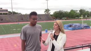 Alonzo Sports interview with Malachi Dupre
