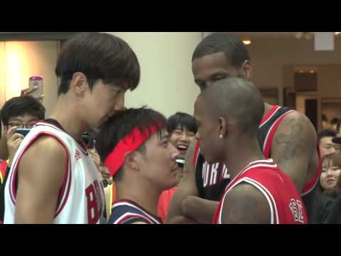 RM-Lee Kwang Soo And HAHA Play Basketball from YouTube · Duration:  3 minutes 13 seconds