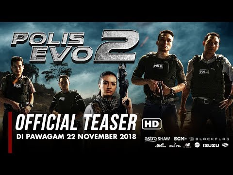 POLIS EVO 2 - Official Teaser [HD] | Di Pawagam 22 November