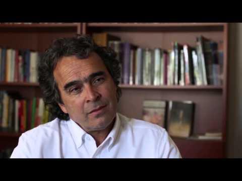 An Interview with Sergio Fajardo, April 2014