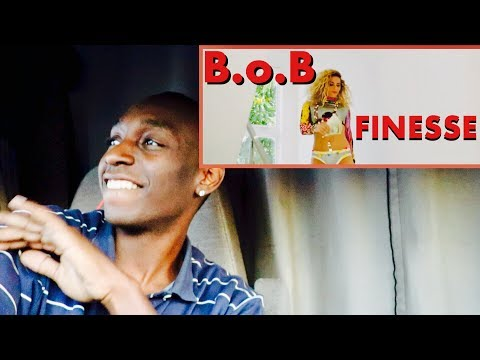 B.o.B - Finesse Official Video REACTION!