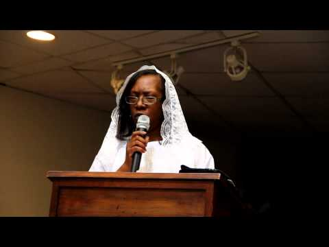 Evg Judi Brown For Better or For Worse Communion Service Part 2