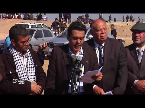 غزة.. اللجنة القانونية تؤكد أن قتل المتظاهرين جريمة حرب تستوجب المحاكمة