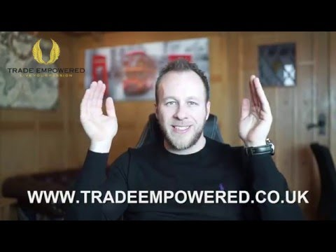 Forex Trading: RARE LIVE Trade Room Footage of Trading the USDJPY