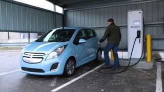 Baixar DC Fast Charging Stations -- 2014 Spark EV   Chevrolet