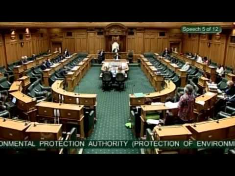 Environmental Protection Authority Amendment Bill - Second Reading - Part 5