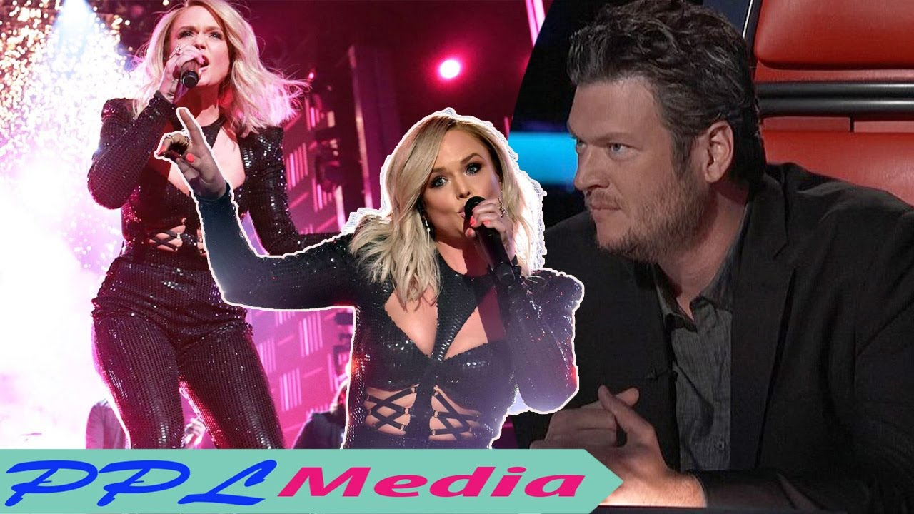 Miranda Lambert Brought Her New Husband and Shade for Her Old One to the ACMs