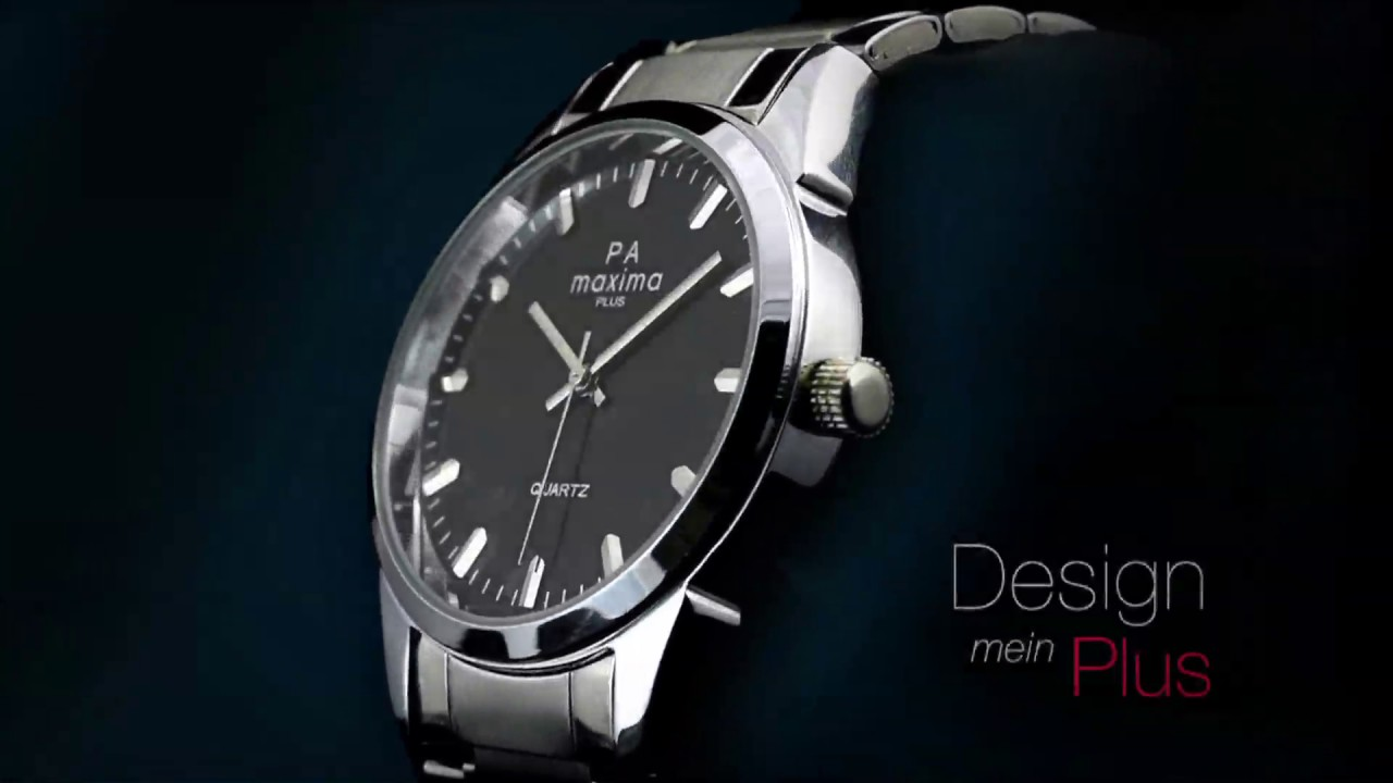online for prices attivo formal steel watches date mens wrist stainless details hand men india maxima black designer