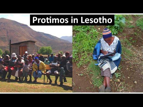 Protimos in Lesotho