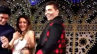 Leaked: Karan Johar, Gauri Khan, Manish Malhotra Break A Leg In Venice Wedding!