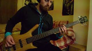 ASKING ALEXANDRIA - I WON'T GIVE IN BASS COVER