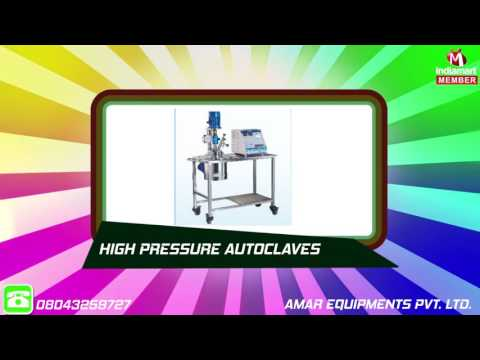 Research Laboratory Equipment By Amar Equipments Private Limited, Mumbai