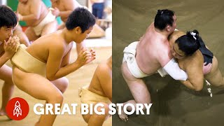 A Sumo Hairdresser, an American Sumo, and Other Sumo Stories