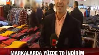 ATV ANA HABER MARKALAR ÇADIRINDA İNDİRİM 25122016 Video
