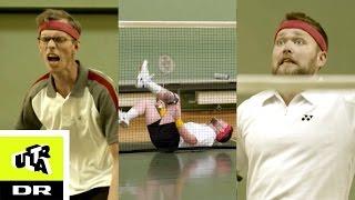 Spjætminton: Badminton med stød i challenge | Hjalte vs. Tjelle | Ultra
