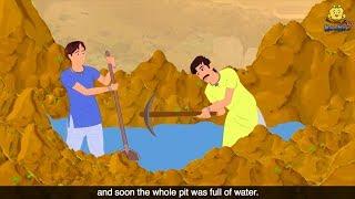 Çöl | Rupkothar Golpo | Karikatür Bangla | Bengali Masallar | Koo Koo TV মরুভূমিতে জল | Su