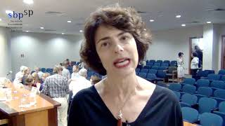 EMMANUELLE CHERVET E BERNARD CHERVET EM SÃO PAULO