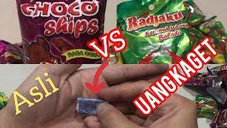Snack chocochips VS snackradjaku