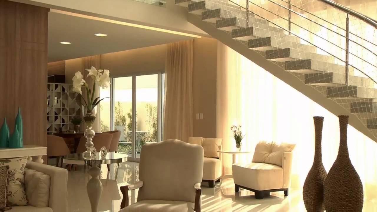 Designer de interiores theka mendes mostra uma casa Interiores de casas modernas 2016