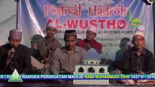 Mahrus Ali Duet Ziad Alamaak Festival Sholawat Al Banjari IRMAP Al Wustho