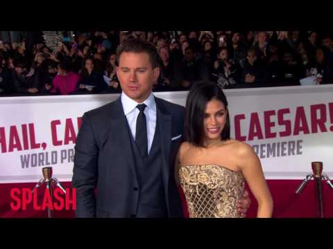 Channing Tatum Admits His Daughter Hates 'Step Up' | Splash News TV