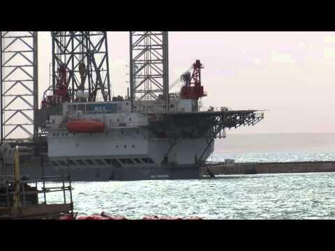 JUDR ERSAI Ship Building Yard in Kazakhstan