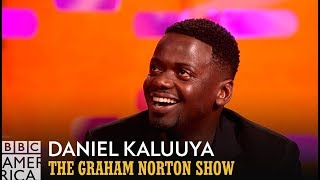 Daniel Kaluuya Had a Premium Hug From Oprah  - The Graham Norton Show