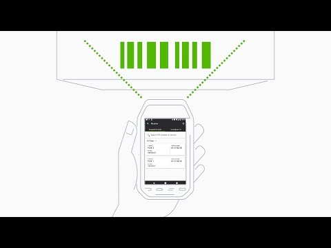 QuickBooks Enterprise: Mobile Inventory Barcode Scanning