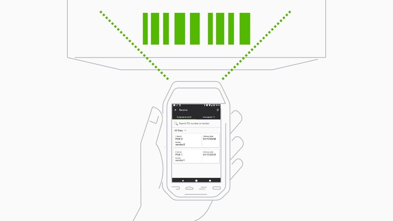 QuickBooks Enterprise: Mobile Inventory Barcode Scanning