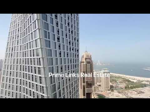 Amazing view in Fendi Residence Dubai Marina