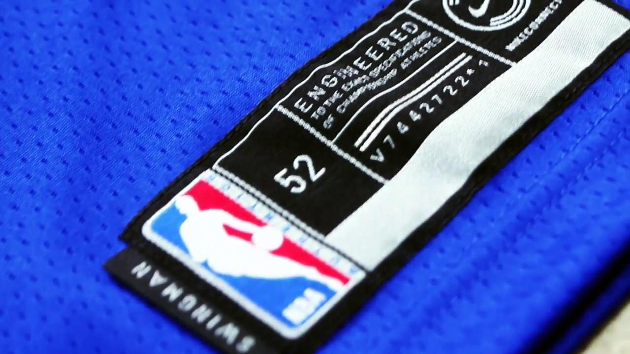 NikeConnect Jersey   Nike NBA Slide - YouTube cd61f50f5