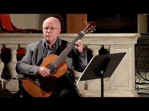 Planxty (Turlough Carolan) Arr. & performed by John Feeley, guitar.
