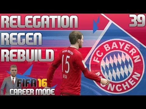 FIFA 16 Bayern Munich Career Mode - RRR - E39