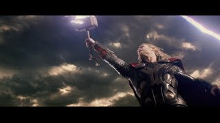 Thor: The Dark World Official Trailer HD thumbnail