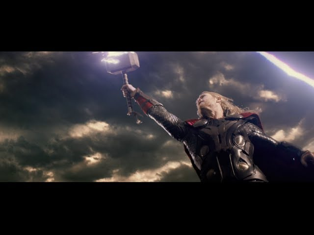 Thor: The Dark World Official Trailer HD Travel Video