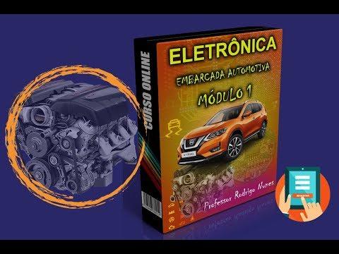 CURSO DE ELETRÔNICA AUTOMOTIVA INJEÇÃO ELETRÔNICA (CURSO PRESENCIAL)