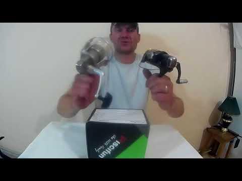 Бюджетная катушка для тяжёлого джига Piscifun Venom 4000
