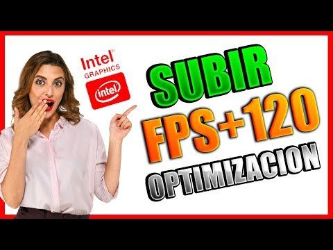 🚀 COMO AUMENTAR FPS 😍│MEJOR configuracion para INTEL HD GRAPHICS │ 2019