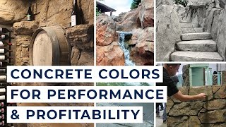 Trinic Tips, Episode 6: How to Choose Color Systems for Decorative Concrete