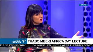 Thabo Mbeki Africa Day Lecture