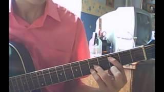 Видео-урок игры на гитаре 1 Metallica -- Nothing Else Matters